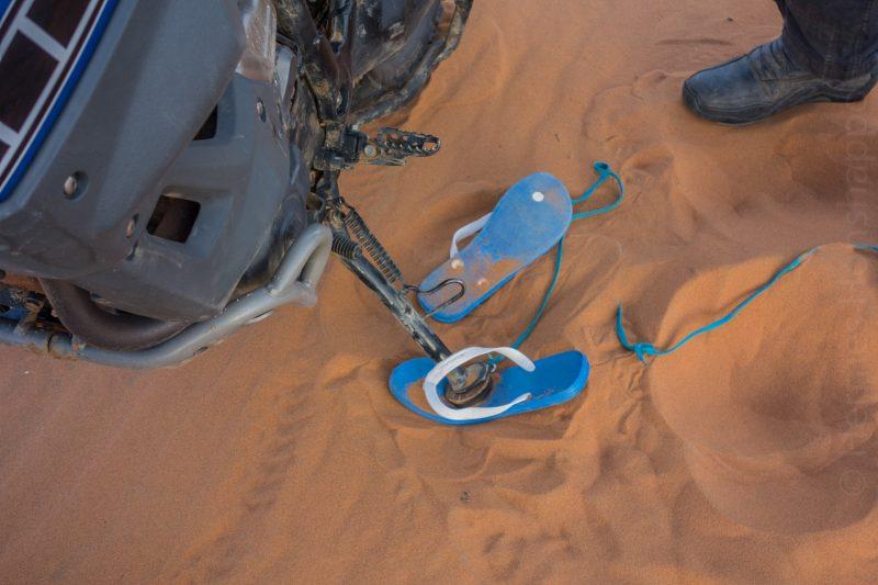 Patte de chameau marocaine