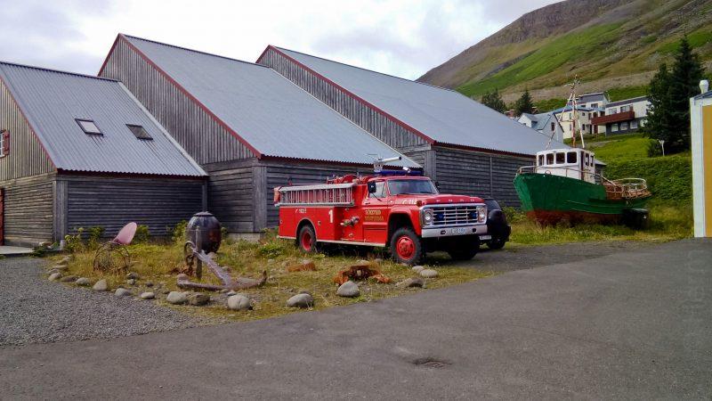 Dalvik Fire Truck