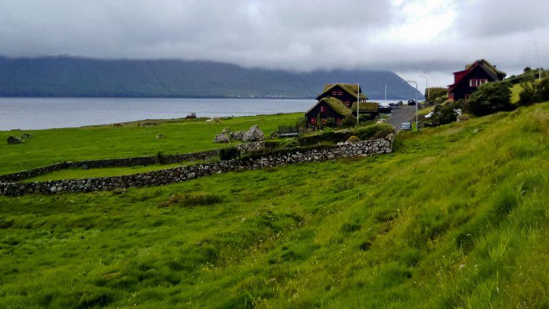 Et ces maisons au toit cultivé. Rah lovely!