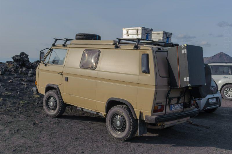 Volkswagen Transporter 3 Syncro (4x4)