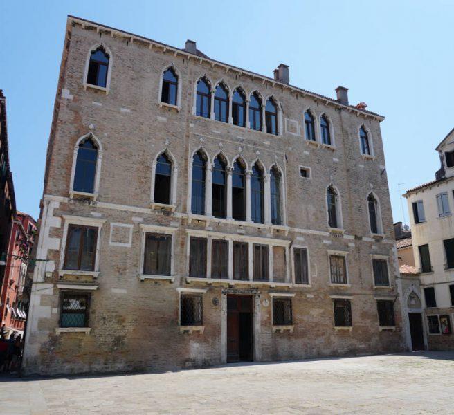 Le palais Zaguri - image © venicesecrets.net